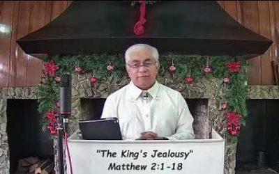 The King's Jealousy